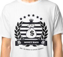 Money Bag$ Design Classic T-Shirt
