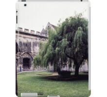 Cloisters Noyons France 19840508 0024 iPad Case/Skin