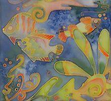 Underwater Life by ArtByRuta
