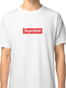 Supreme Box Logo Classic T-Shirt