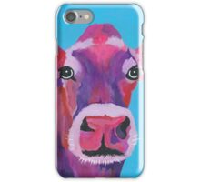 Jersey Cow iPhone Case/Skin