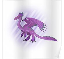 "Purple Hobblegrunt-from ""How To Tain Your Dragon"" Poster"