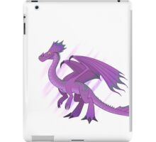 """Purple Hobblegrunt-from """"How To Tain Your Dragon"""" iPad Case/Skin"""