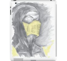 Mortal Kombat Scorpion iPad Case/Skin