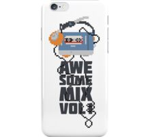 Awesome Mix Vol. 1 Part II iPhone Case/Skin