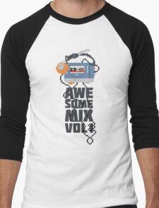 Awesome Mix Vol. 1 Part II Men's Baseball ¾ T-Shirt