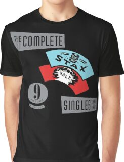 The Complete Singles From 1959 - 1968, Stax Records Volume 9 Boxset Graphic T-Shirt
