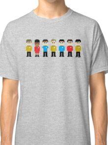 8-Bit Star Trek Classic T-Shirt