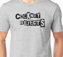 COCKNEY REJECTS Unisex T-Shirt