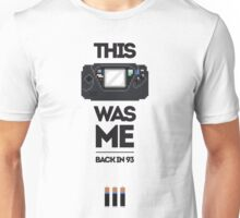 This Was Me: Game Gear Unisex T-Shirt