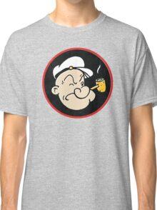 Popeye The Sailorman Classic T-Shirt