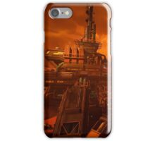 DOOM 2016 - Environment 3 iPhone Case/Skin