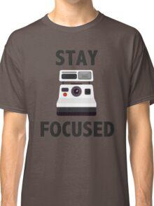 Retro Photographer Classic T-Shirt