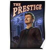 David Bowie - The Prestige Poster