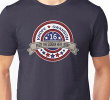 KNOPE SWANSON 2016! Unisex T-Shirt
