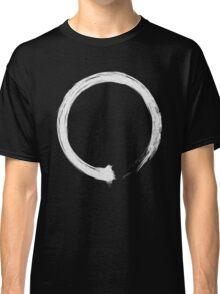 Zen Enso White Classic T-Shirt