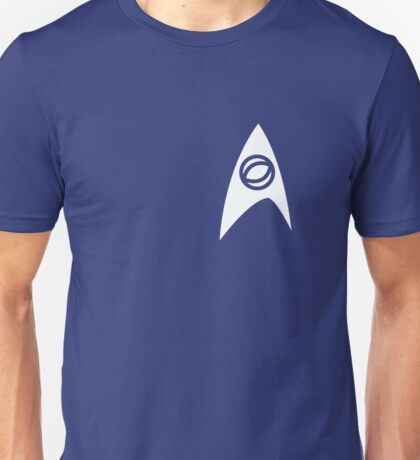 Star Trek - Science Emblem Unisex T-Shirt