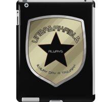 Every Day A Triumph iPad Case/Skin