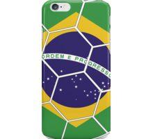 Brazil Football Design iPhone Case/Skin