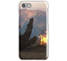 H2 campsite iPhone Case/Skin