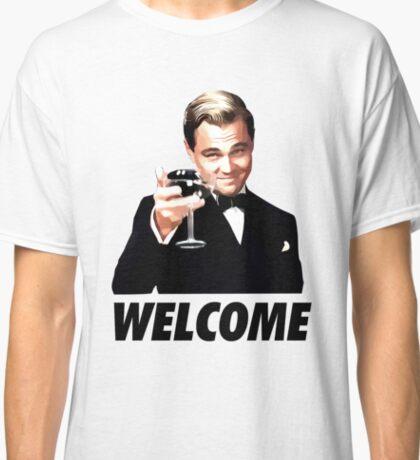 The Great Gatsby Leonardo Di Caprio  Classic T-Shirt