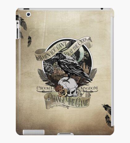 Crooked Kingdom iPad Case/Skin
