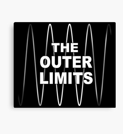 The Outer Limits Canvas Print