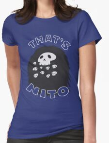 That's Nito Womens Fitted T-Shirt