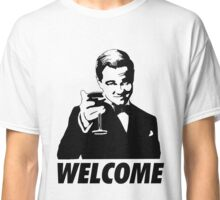 The Great Gatsby Leonardo Di Caprio Classic T-Shirt