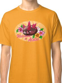 Pokemon Sun and Moon Alola Fanart Classic T-Shirt
