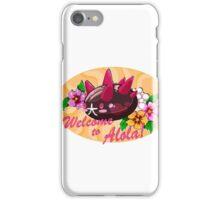 Pokemon Sun and Moon Alola Fanart iPhone Case/Skin