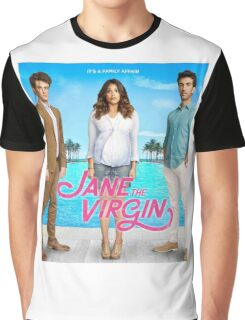 Jane The Virgin, It's A Family Affair Graphic T-Shirt