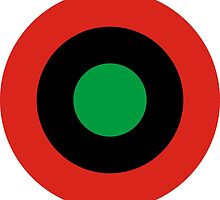 Biafran Air Force Roundel by abbeyz71