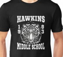 Hawkins Middle School 1983 Funny T-Shirt Stranger of Things Unisex T-Shirt
