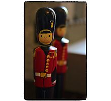 Soldiers Photographic Print