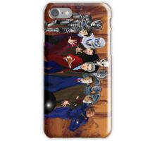 Doctors and Monsters iPhone Case/Skin