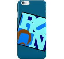 Ron Love (Anchorman) iPhone Case/Skin