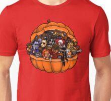 Happy Halloweeennn... Unisex T-Shirt