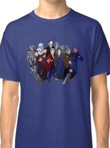 Doctors and Monsters Classic T-Shirt
