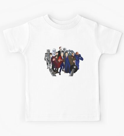 Doctors and Monsters Kids Tee