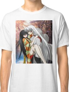 Sesshomaru and Rin Classic T-Shirt