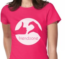 friendzone Womens Fitted T-Shirt