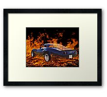 Hot Rod ! Framed Print