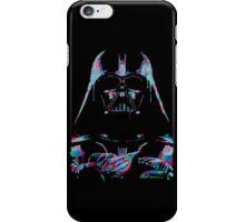 Neon Vader iPhone Case/Skin