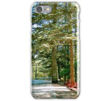 free seats into the woods arena iPhone Case/Skin