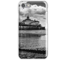 Pier and the beach iPhone Case/Skin