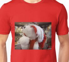 *Door Mouse ready for Christmas* Unisex T-Shirt