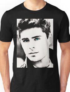 Zac Efron Unisex T-Shirt