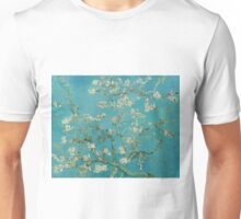 Almond Blossom By Vincent Van Gogh Unisex T-Shirt