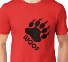 Bear Pride Bear Claw Woof Unisex T-Shirt